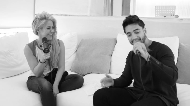"Shakira estrena el video musical ""TRAP"" feat. Maluma"