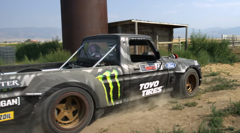 El Gymkhana TEN: Ultimate Tire Slaying Tour simplemente es espectacular 🚙💨
