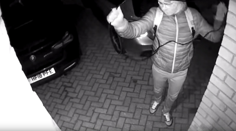 Ladrones hackers se roban un BMW en menos de 30 segundos