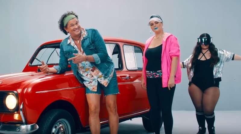 Carlos Vives y Wisin muestran la belleza fuera de los estereotipos con... Si Me Das Tu Amor
