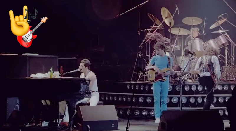 Queen - Somebody To Love - HD Live - 1981 Montreal