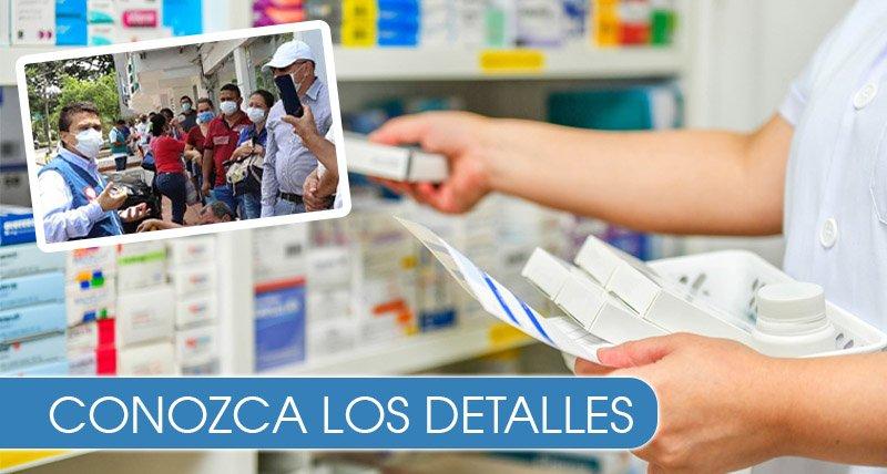 Incumplimiento de algunas EPS con entrega de medicamentos a domicilio