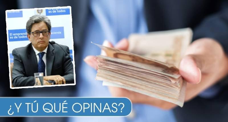 Gobierno estaría pensando en aplazar el pago de la prima de junio a los colombianos