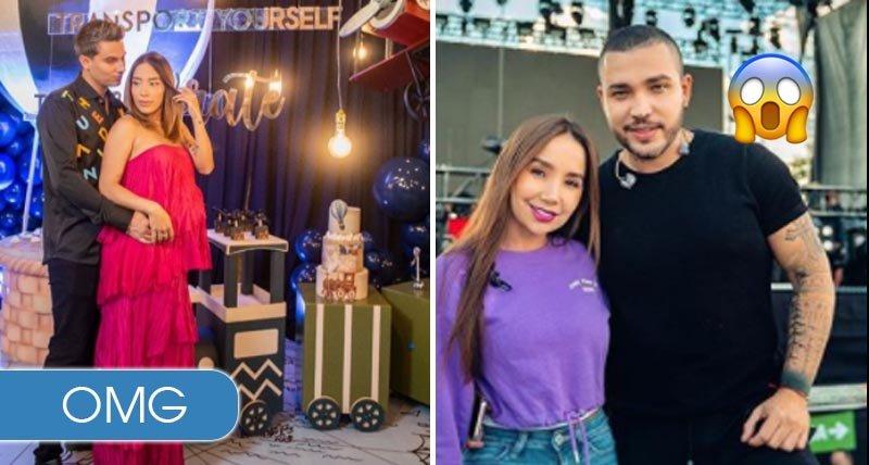 ¿Pipe Bueno invitó a Jessi y a Paola Jara al baby shower de su hijo?