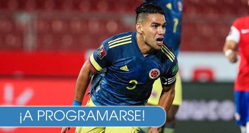 ¡Rumbo a Qatar 2022! Ya hay fecha y hora para el partido Colombia vs Uruguay