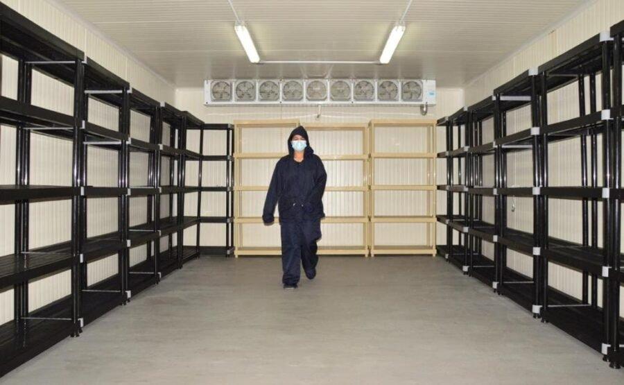 Así son los congeladores del Valle del Cauca donde se almacenarán las vacunas del Covid-19 1